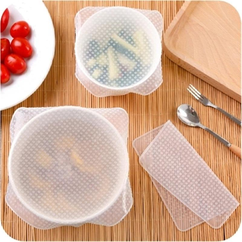 Eco-Cover™ Reusable Food Cover