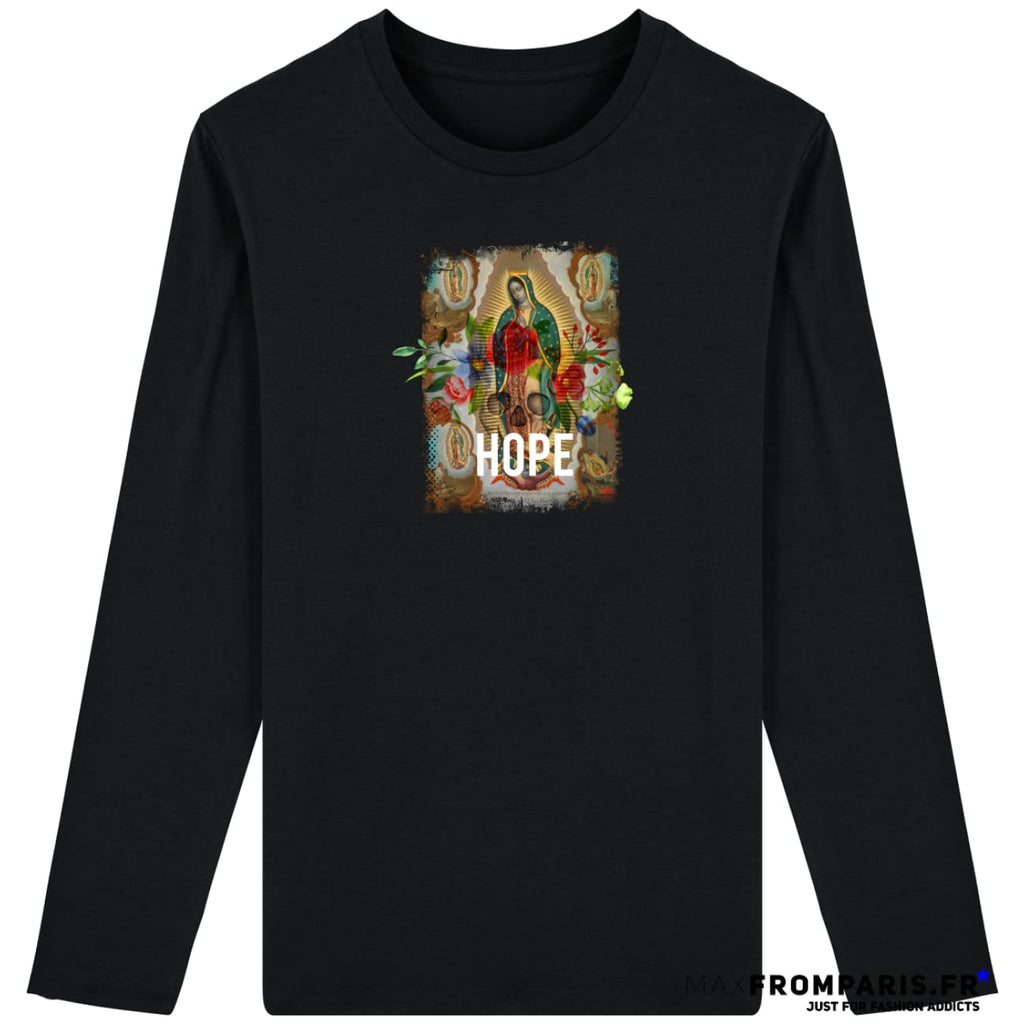 HOPE HOMME - Black / S - Homme>Tee-shirts
