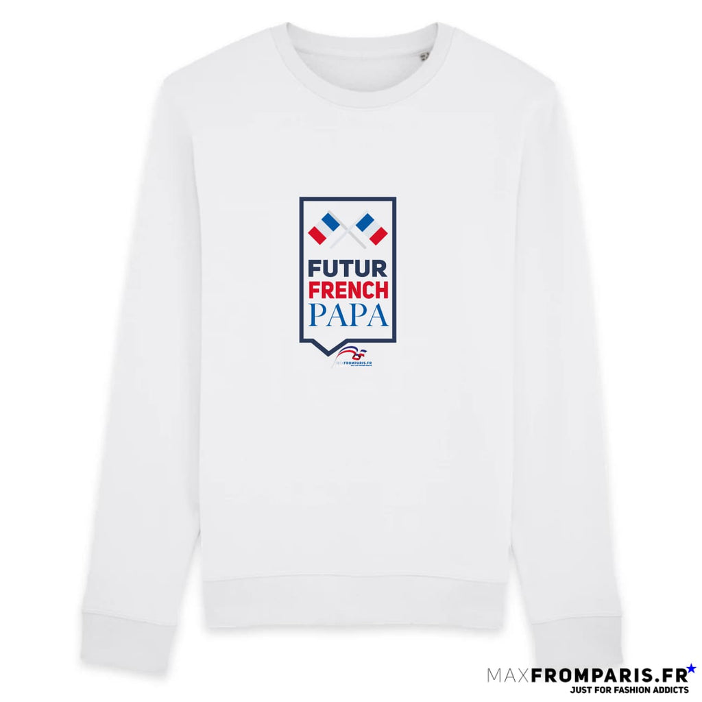 SWEAT BIO - FUTUR PAPA - MaxFromParis.fr