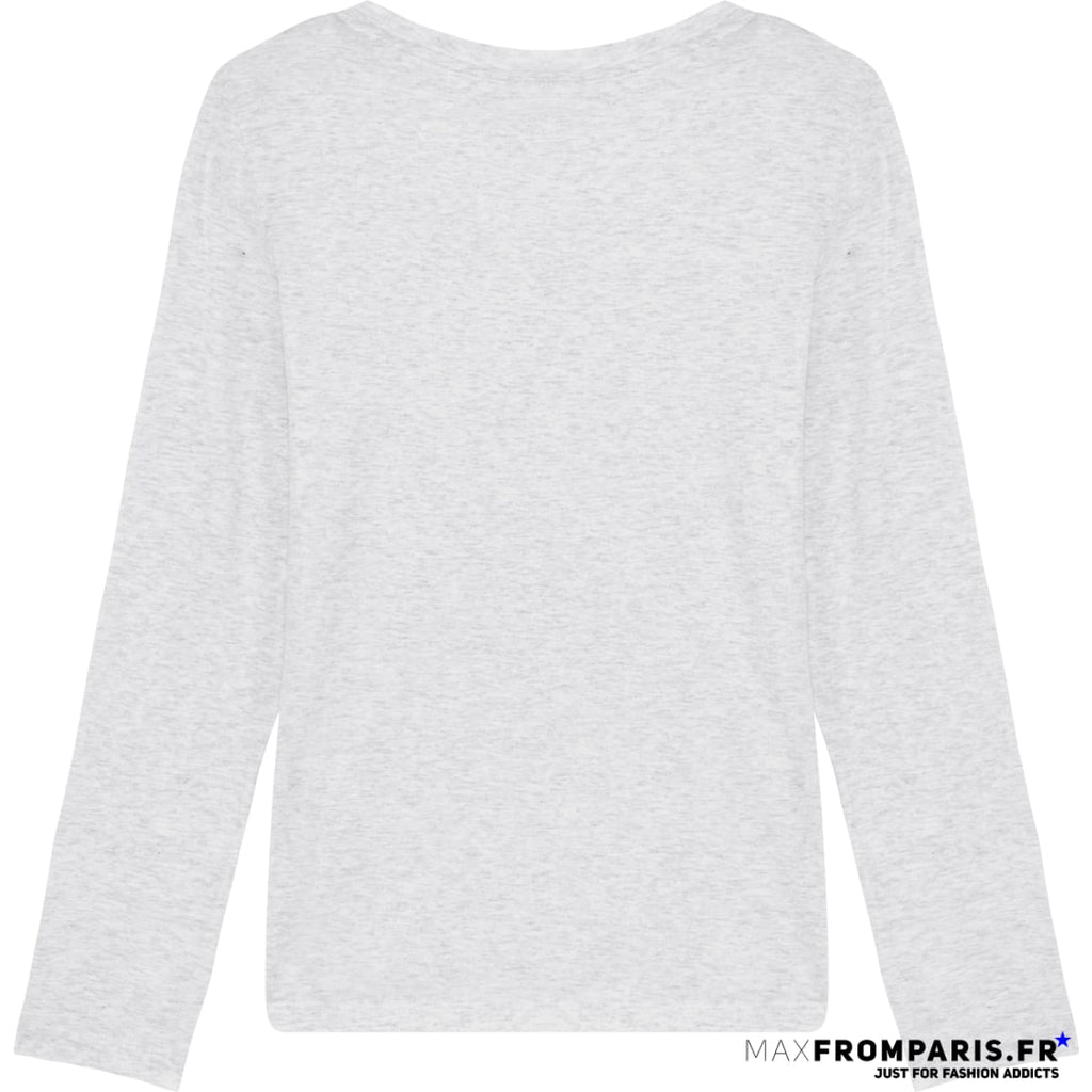 SWEAT COL ROND FEMME BY MAX