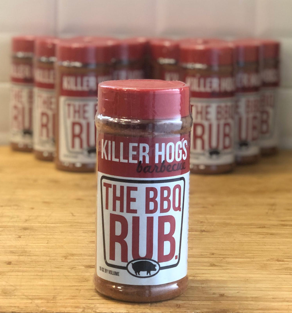 Killer Hogs The Bbq Rub 340 Gr