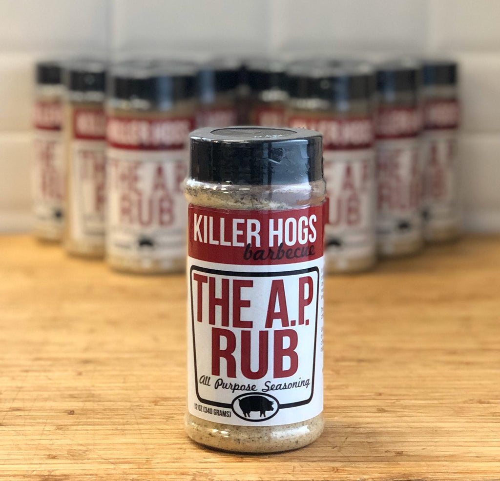Killer Hogs The A.P. Rub 340 Gr