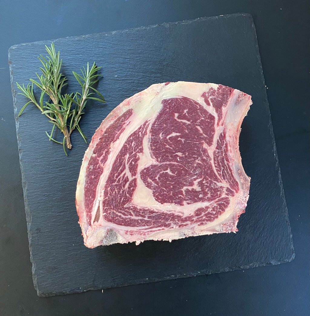 Costata Old Glory English Cow Dry Aged