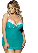 Babydoll Plus Size Lingerie with Erotic Underwear