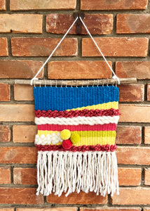DREAMS WOVEN WALL HANGING