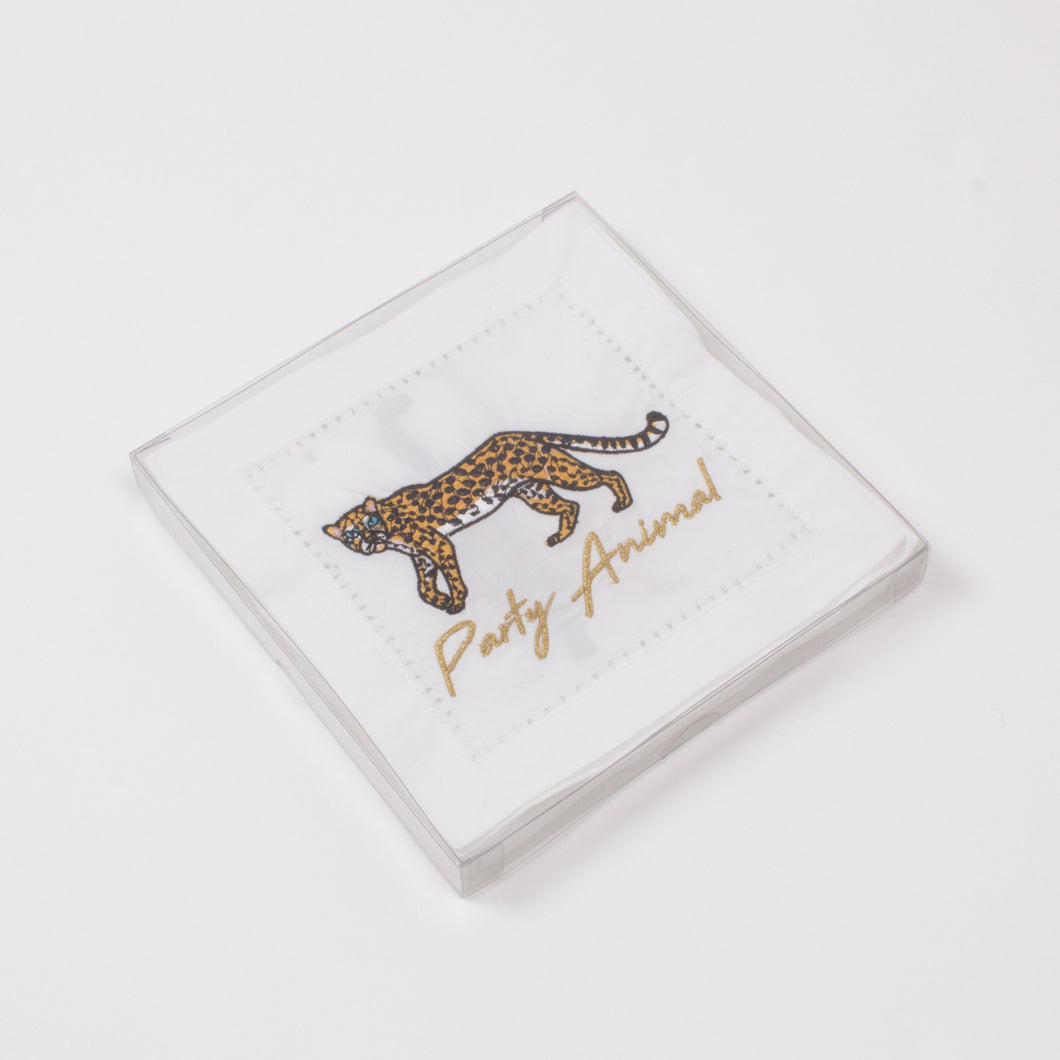 PARTY ANIMAL COCKTAIL NAPKINS