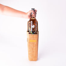 Load image into Gallery viewer, WICKER WINE COOLER