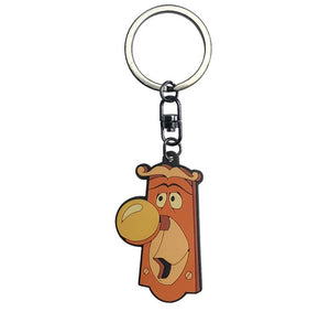 Disney - Alice In Wonderland Door Knob Keychain
