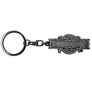 Game Of Thrones - Opening Logo Keychain