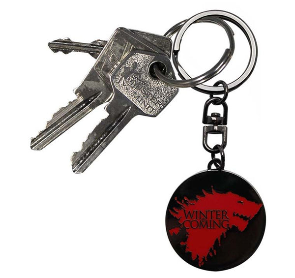 Game Of Thrones - Winter Is Coming Keychain