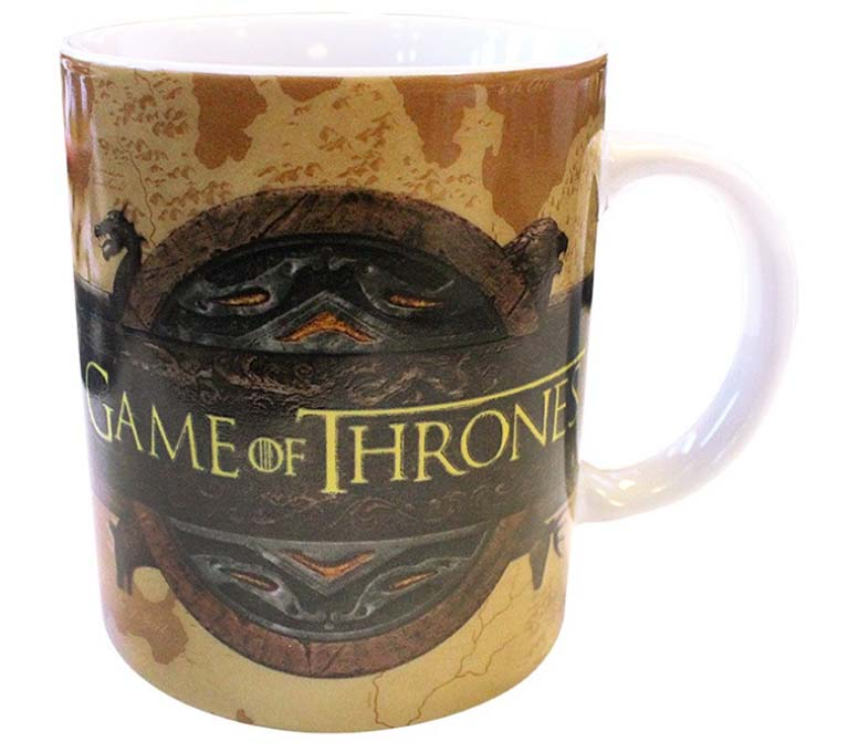 Game Of Thrones - Opening Logo Mug - 320ml