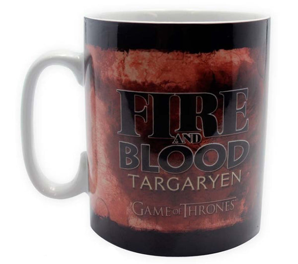 Game Of Thrones - Targarven Mug - 460ml