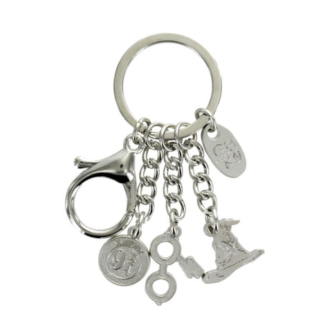 Harry Potter - Charm Keychain