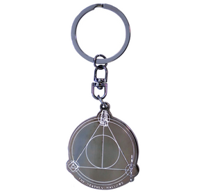 Harry Potter - Deathly Hallows Keychain