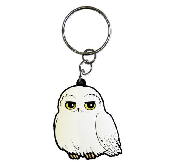 Harry Potter - Hedwig Keychain