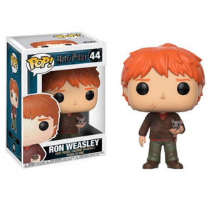 Harry Potter - Ron with Scabbers POP Vinyl 44