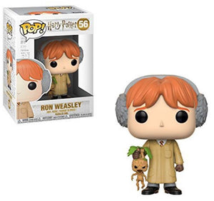 Harry Potter - Ron Herbology POP Vinyl 56