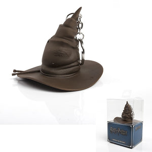 Harry Potter - 3D Talking Sorting Hat Keychain