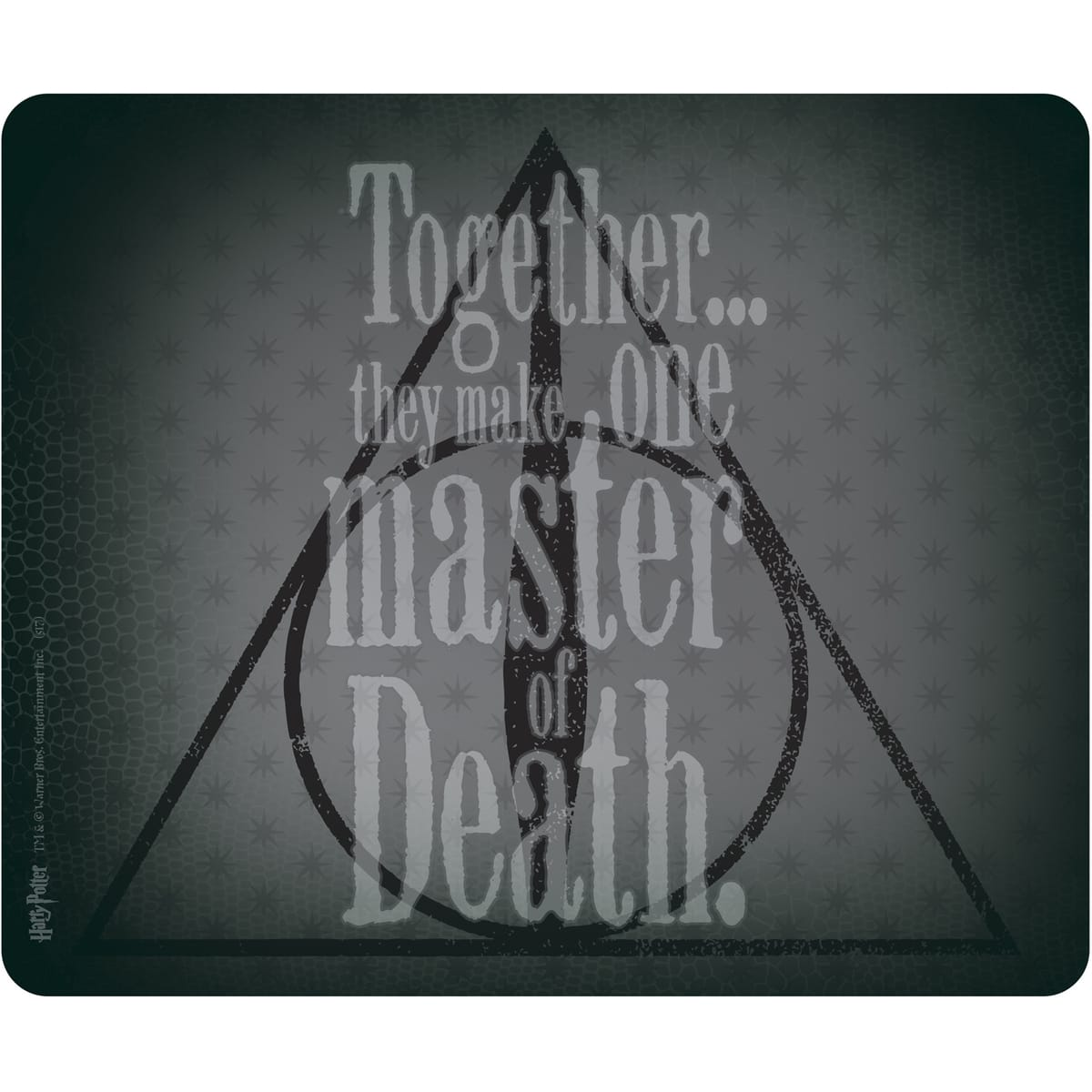 Harry Potter - Dealthy Hallows Mousepad