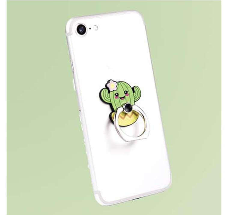 Kawaii - Cactus Phone Ring