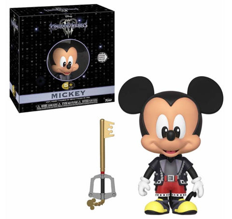 Kingdom Hearts - Mickey POP Vinyl 5 Star