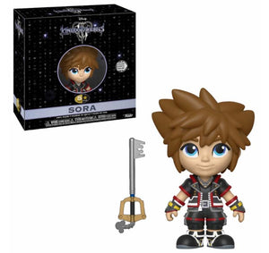 Kingdom Hearts - Sora POP Vinyl 5 Star