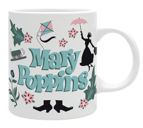 Disney - Mary Poppins Mug - 320ml