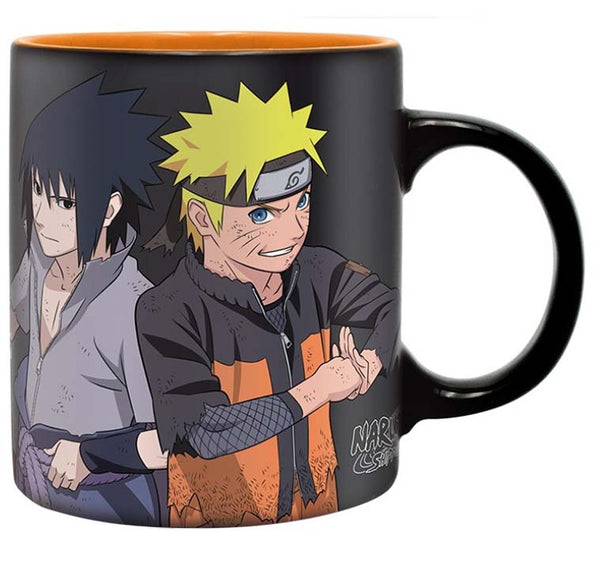 Naruto - Naruto & Sasuke vs Madara Mug - 320ml