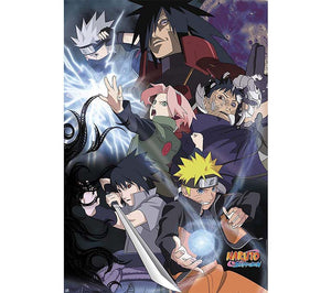 Naruto - Group Ninja War Poster