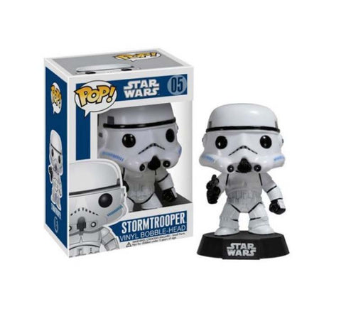 Star Wars - Bobble Head Stormtrooper POP 05