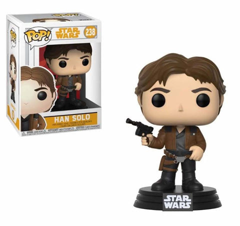 Star Wars - Han Solo POP Vinyl 238