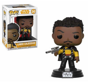 Star Wars - Lando Calrissian POP Vinyl 240