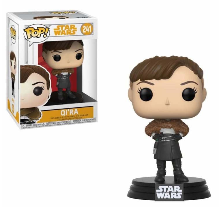 Star Wars - Qi'Ra POP Vinyl 241