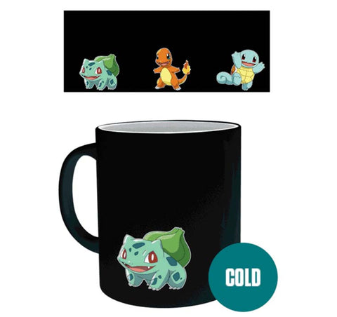 Pokemon - Evolve Heat Changing Mug - 300ml