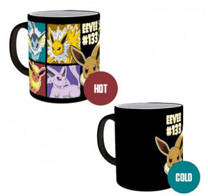 Pokemon - Eevee Heat Changing Mug - 300ml