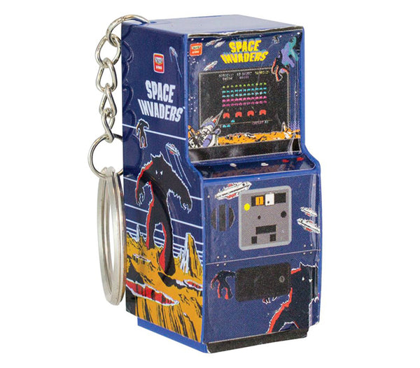 Space Invaders - Arcade Keychain