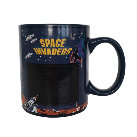 Space Invaders - Heat Changing Mug