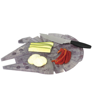 Star Wars - Millenium Falcon Chopping Board