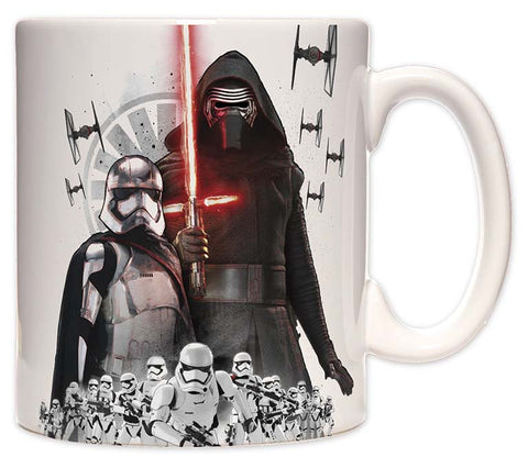 Star Wars - Episode 7 Dark Side Group Mug - 460ml