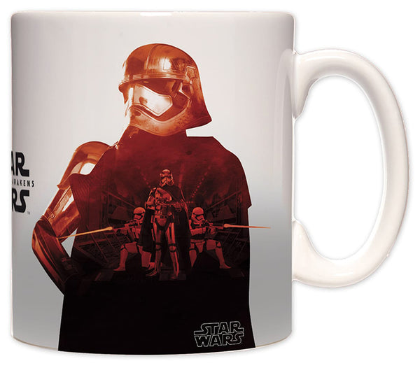 Star Wars - Kylo Ren & Phasma Mug - 460ml