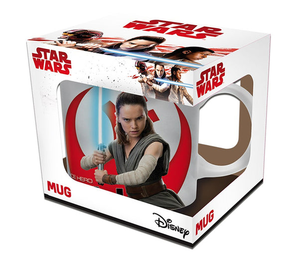 Star Wasrs - Rey E8 Mug - 320ml