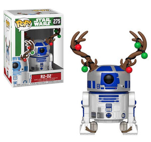 Star Wars - R2D2 with Antlers POP Vinyl 275