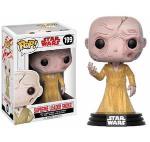 Star Wars - Supreme Leader Snoke POP Vinyl 199
