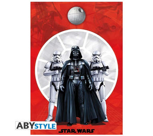 Star Wars - Darth Vader & Troopers Poster