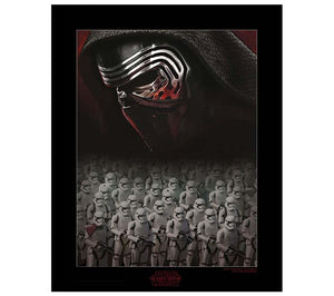 Star Wars - 'First Order Army' Collector Artprint