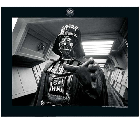 Star Wars - 'Apology Accepted' Collector Artprint