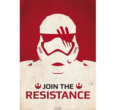 Star Wars - Join The Resistance Poster