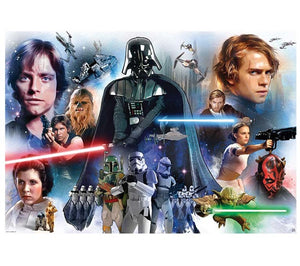 Star Wars - Group Poster