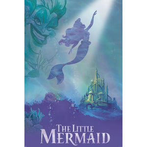 Disney - The Little Mermaid - Ariel & Ursula Poster