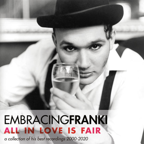 ALL IN LOVE IS FAIR (A Collection Of His Best Recordings 2000-2020) is out now !